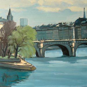 Le Pont Neuf (Paris)