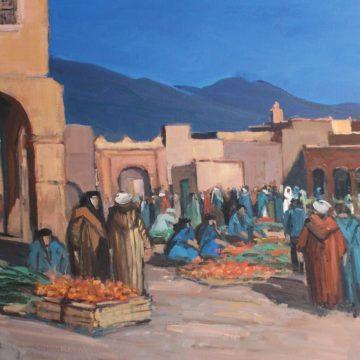Exposition «Guillain au Maroc»