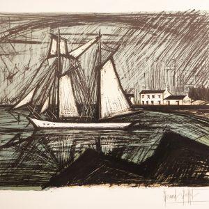 Exposition Bernard Buffet-Galerie Winston Dinard