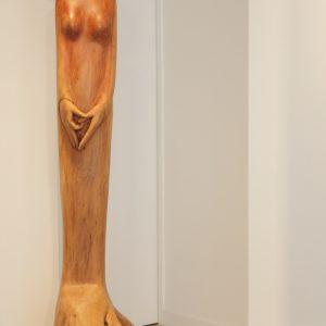 La Dame du Nil, Lutfi Romhein, Galerie Winston Dinard