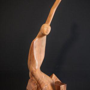 Entre terre et ciel, Lutfi Romhein, Galerie Winston Dinard