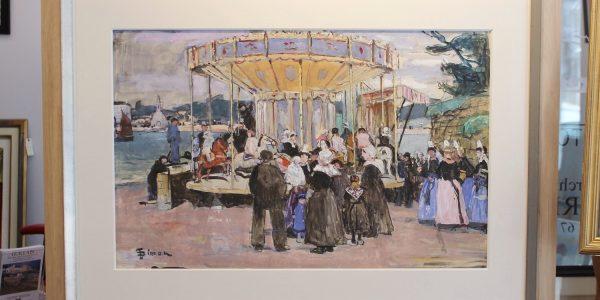 Galerie Winston Dinard-Lucien Simon