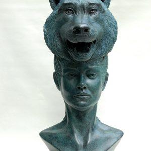 Margot PITRA, bronze