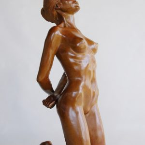 Fausse captive, bronze n°5/8