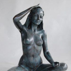 La pensée, bronze n°1/8