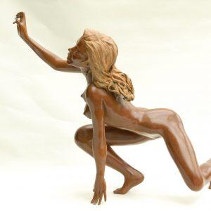 La colère, bronze n°6/8