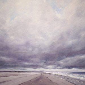 William HIMO, huile sur toile 195x130cm