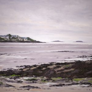 William HIMO, Dinard, hst, 73x100cm, 40P