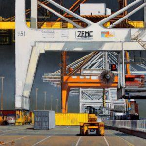 Marie Détrée, Port industriel, 40P, hst
