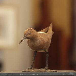 Jean Lemonnier, Becasseau, bronze n°1/8