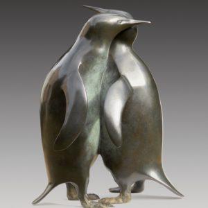 Jean Lemonnier, Tango Royal, bronze n° 2/8, Fonderie Chapon