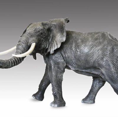 L'ELEPHANT, Bronze n° 7/8, 53 x 80 x 56 cm