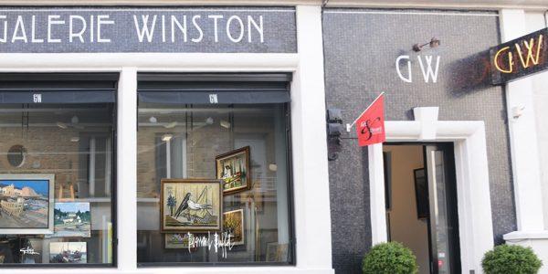 Galerie Winston - Galerie d'Art à Dinard (35), Bernard Buffet, Peintres Officiels de la Marine, Peintres Bretons