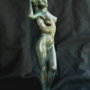 Claire fontaine, bronze n°2/8